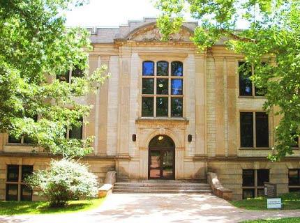 University of Arkansas Hall of Engineering