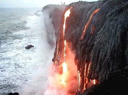 Hawaii Volcanoes National Park, Big Island