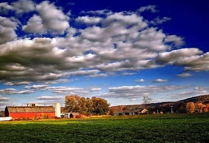 An Iowa Farm