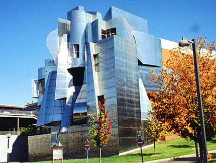 Weisman Art Museum, University of Minnesota Minneapolis