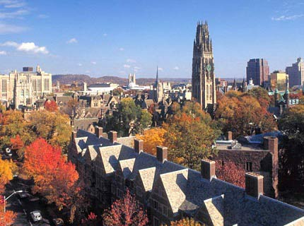 Yale University, Harkness Tower, New Haven, CT