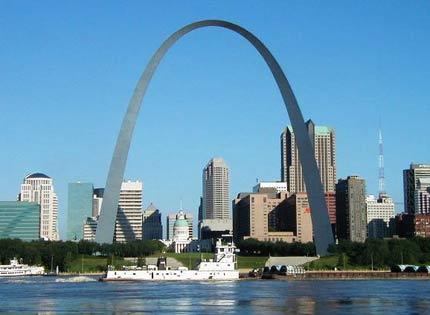 St. Louis, MS - Gateway Arch