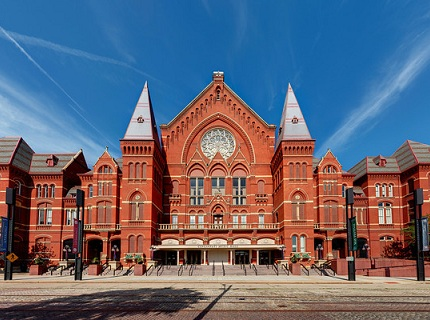 Cincinnati Music Hall at Elm Street, Cincinnati, OH
