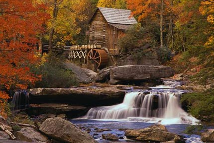 West Virginia Mountain Homes Real