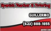 Gillermo's picture - Spanish tutor in Phoenix AZ